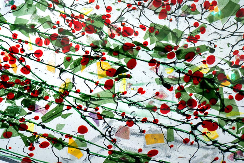 Holly in Full Bloom